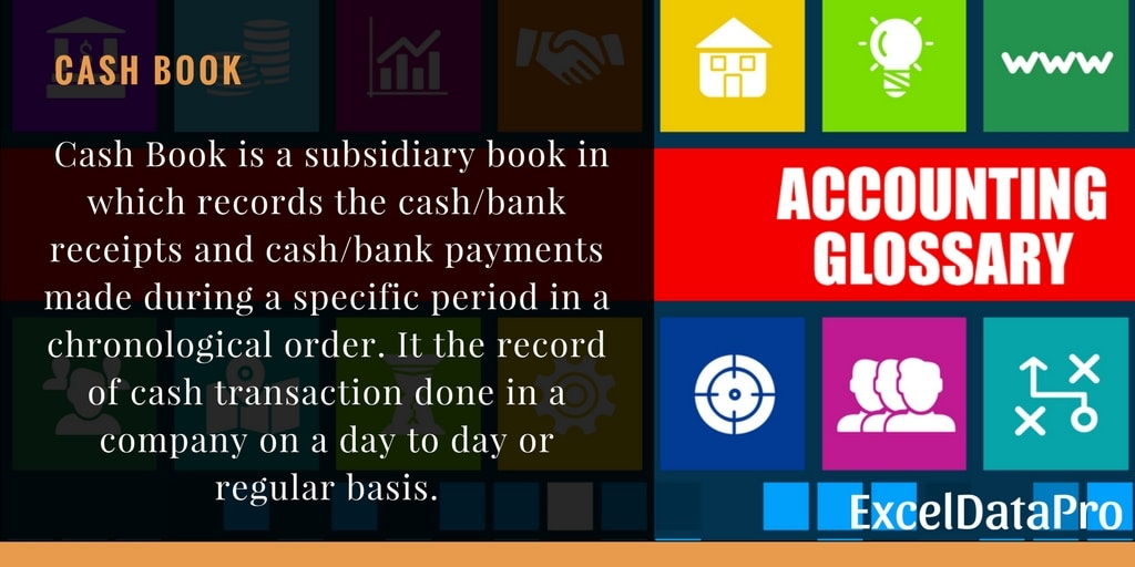 What is Cash Book?