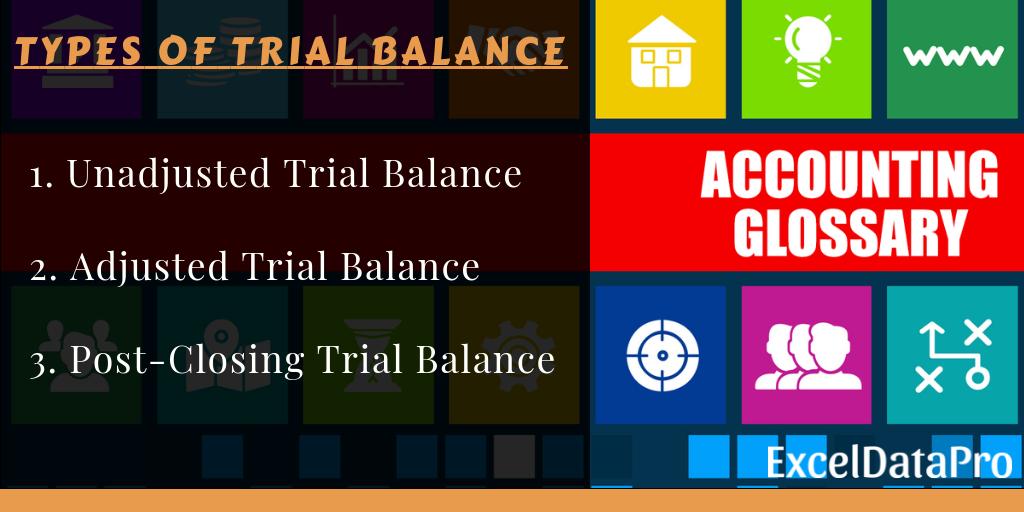 Trial Balance