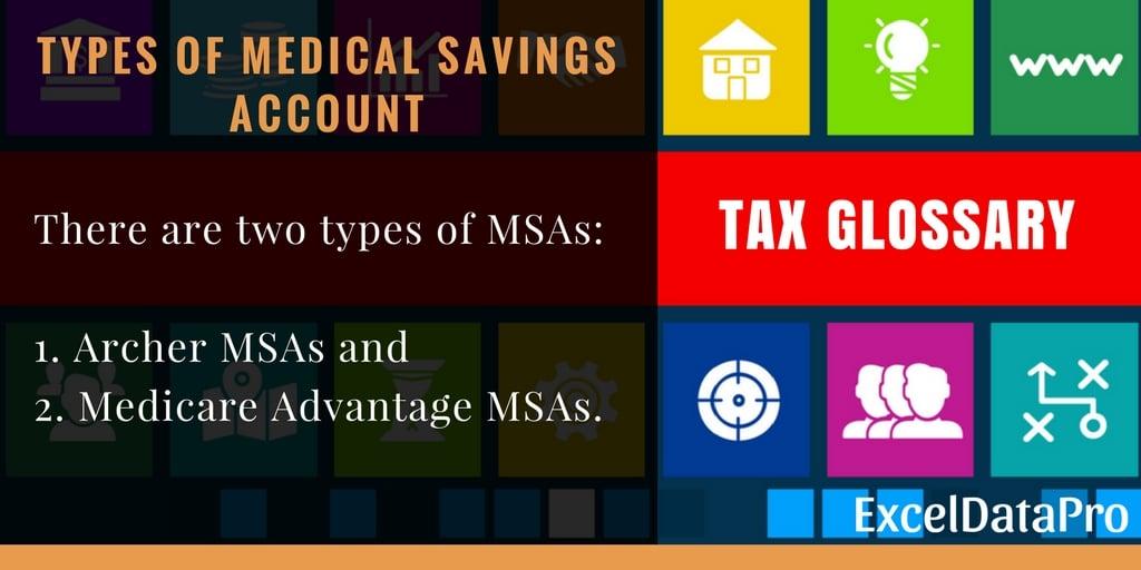 Medical Savings Account