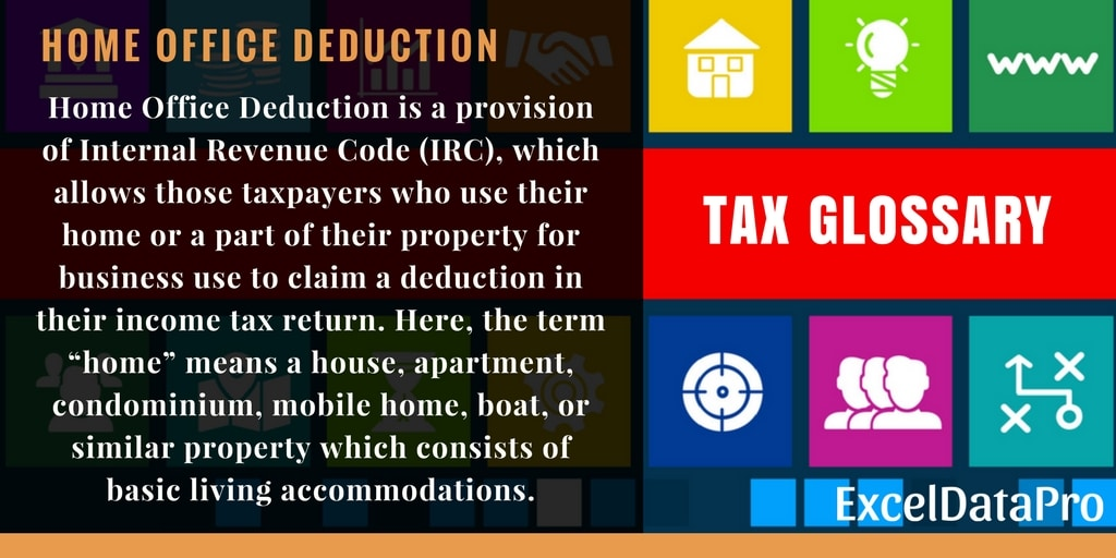 Home Office Deduction – Definition, Eligibility & Limits