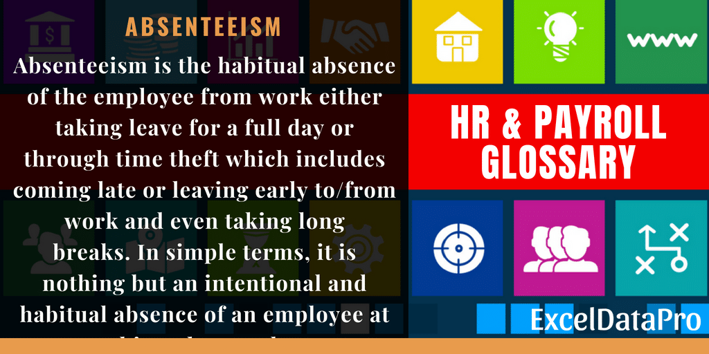 What Is Absenteeism? Definition and Causes