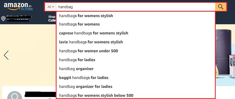 Shoes & Handbags Category