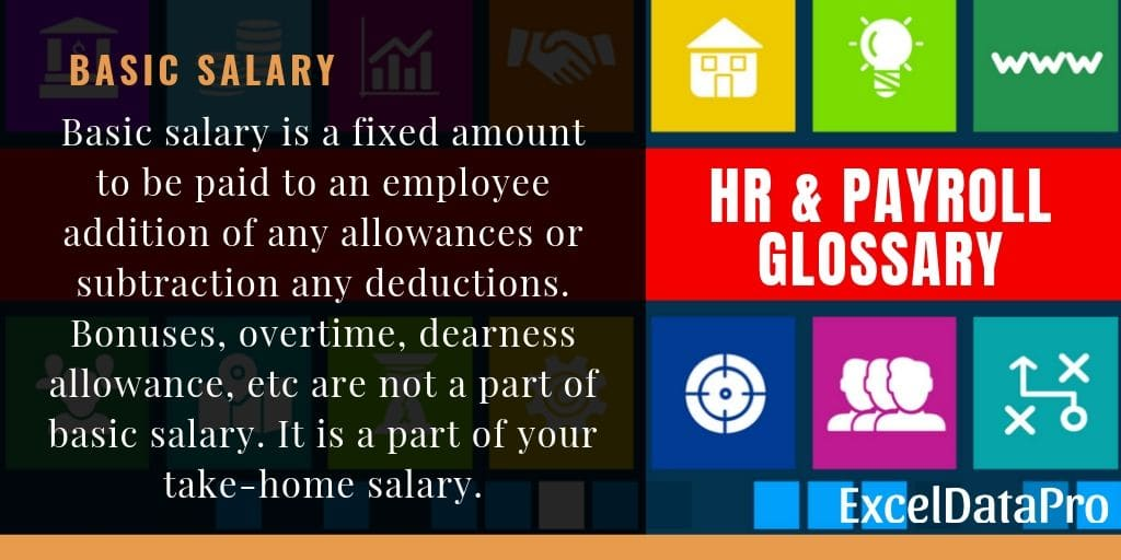 What Is Basic Salary? Definition, Formula & Income Tax