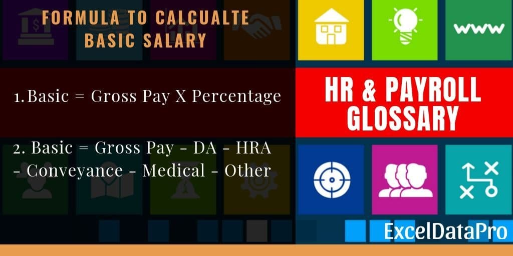 Basic Salary