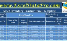 Download Inventory Management Excel Template Exceldatapro
