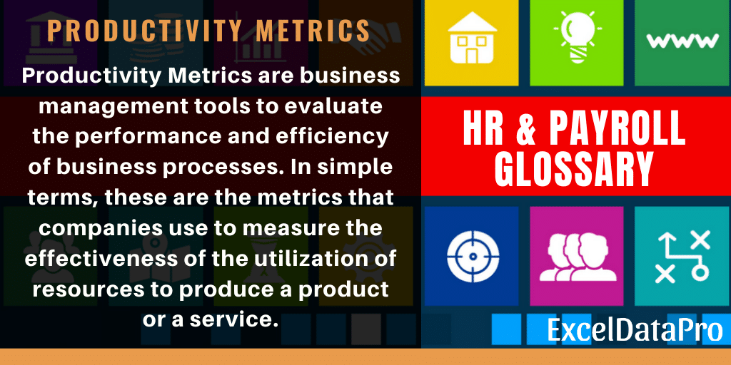 What Are Productivity Metrics? Definition & Measures
