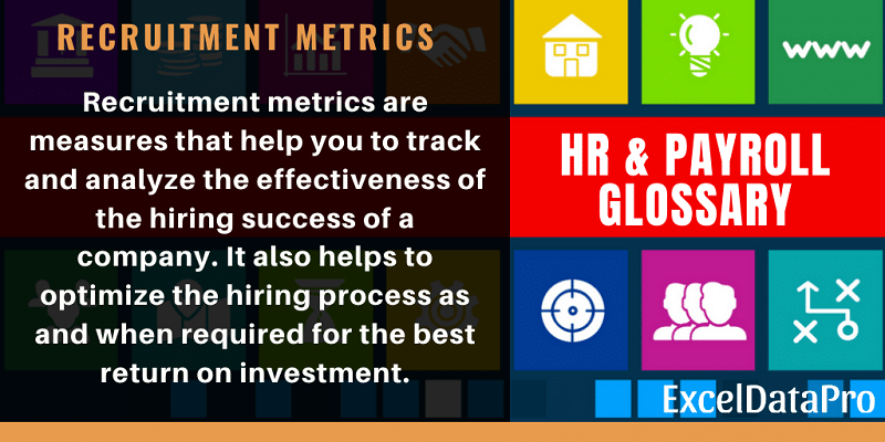 What Are Recruitment Metrics? Definition & Measures