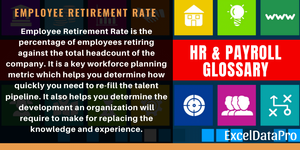 What is Employee Retirement Rate? Definition & Formula