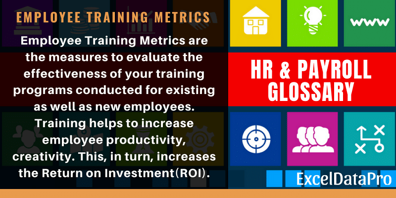 What Are Employee Training Metrics? Definition & Measures
