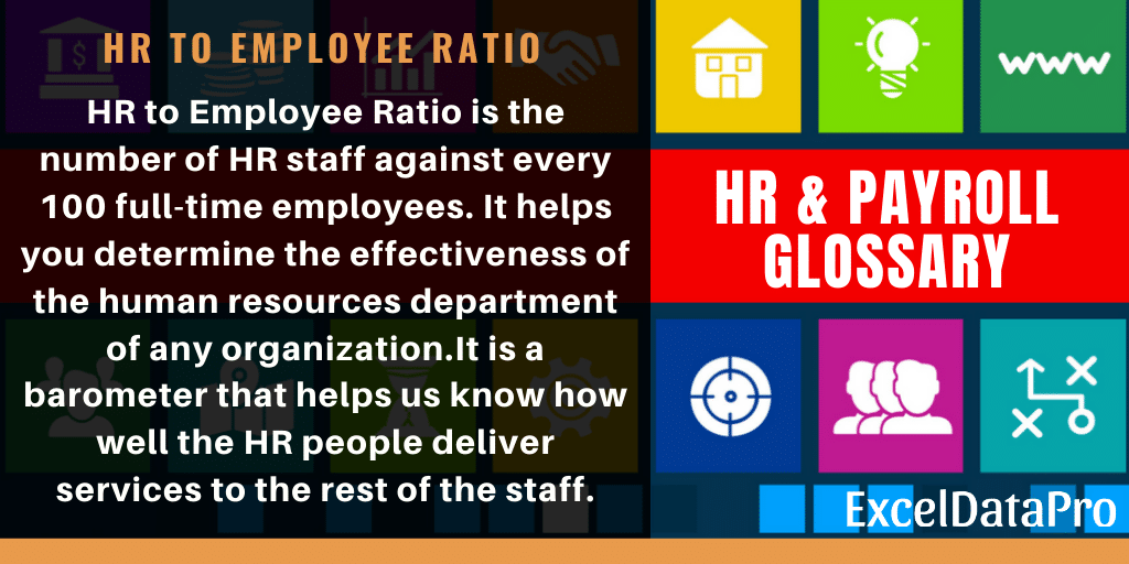 What is HR To Employee Ratio? Definition & Formula